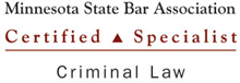 Minnesota Criminal Defense Specialist